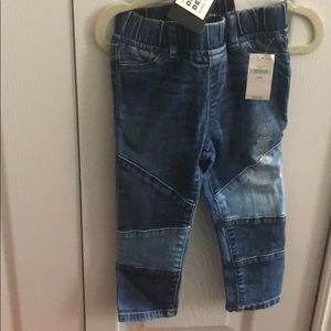 Gap Toddler pull on Jeans